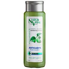 Natur Vital Sensitive Champu Anticaspa 300ml