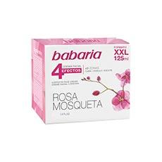 Babaria 4 Efectos Rosa Mosqueta Crema Facial 125 ml