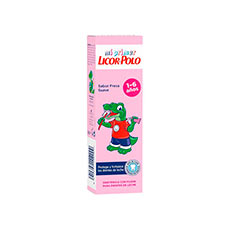 Licor Del Polo Infantil Fresa 1-6 Años 50 ml