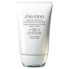SHISEIDO URBAN ENVIRONMENT UV PROTECTION CREAM PLUS SPF50