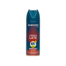 Babaria Men Chocolate Desodorante 150+50 ml