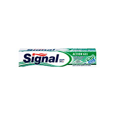 Signal Action Gel Fluor Crema Dental 75 ml