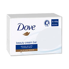 Dove Beauty Cream Jabón en Pastilla 2 X 100 g