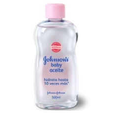 Johnson´S Baby Aceite Regular 500 Ml