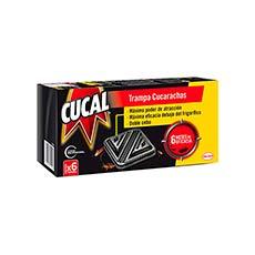 Cucal Trampa Cucarachas 6 uds