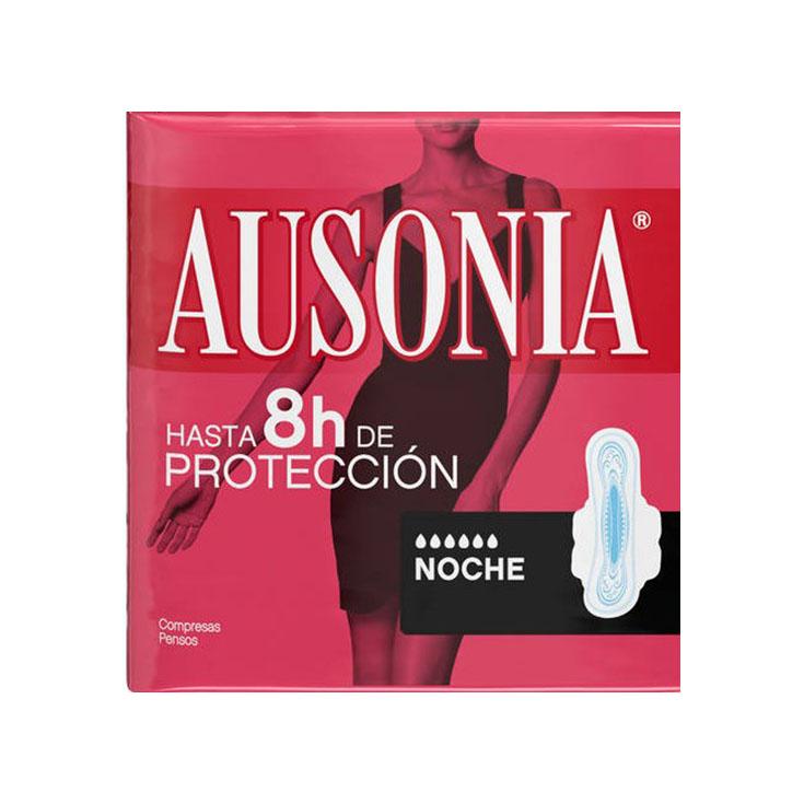 Ausonia Noche Con Alas 9 Uds