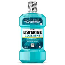Listerine Enjuague Bucal Mentol 500ml