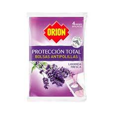 Orion Antipolillas Lavanda Fresca 20 uds
