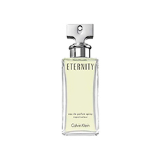 CALVIN KLEIN ETERNITY FOR WOMAN EDP