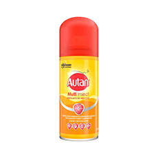 Autan Antimosquitos Spray Seco 100 ml