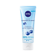 Nivea Exfoliante de Arroz Suave 75 ml