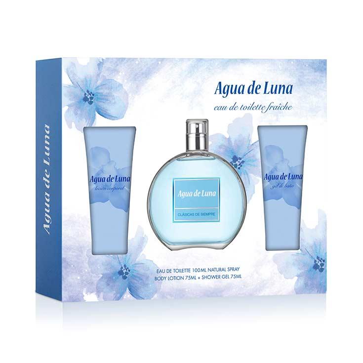 Estuche Agua de Luna 100 ml.