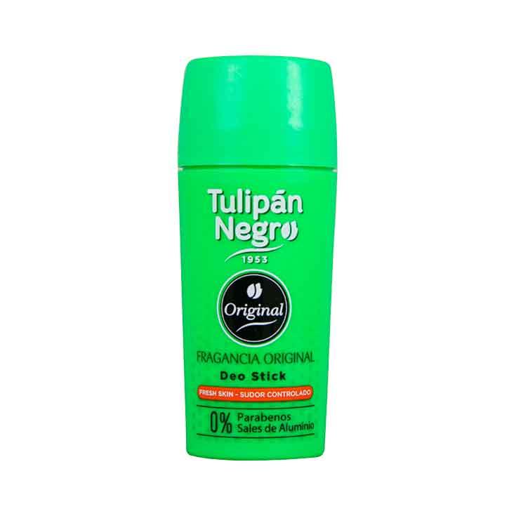 Tulipán Negro Desodorante Fragancia Original 75 Ml.