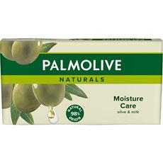 Palmolive Naturals Moisture Care Jabón en Pastilla Pack 3 X 90 g