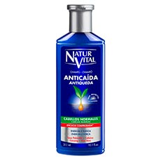 Natur Vital Anticaida Champu Cabellos Normales 300 ml
