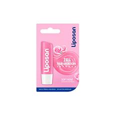 Liposan Soft Rosé Protector Labial 4,8 g