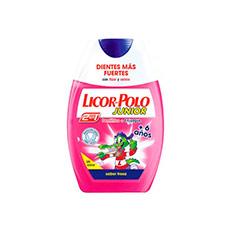Licor Del Polo Junior Fresa +6 Años Crema Dental 50 ml