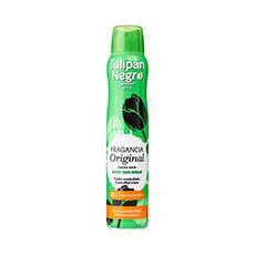 Tulipán Negro Desodorante Spray Original 200ml