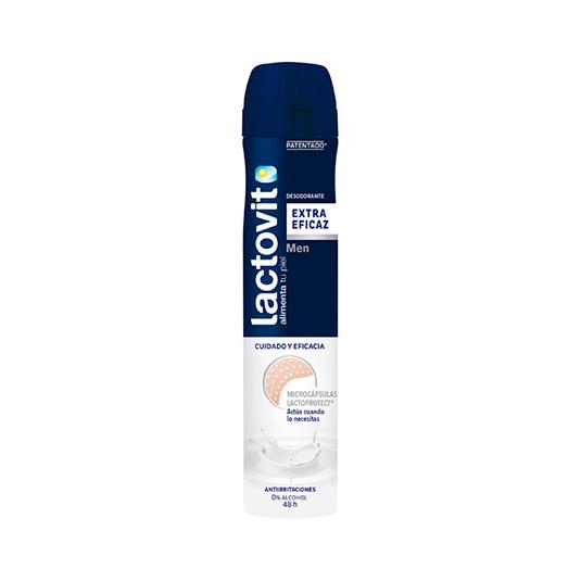 Lactovit Desodorante Extra Eficaz Men 200ml