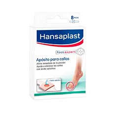 Hansaplast Apósito para callos 8 uds