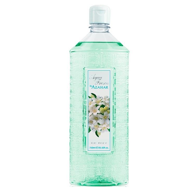 De Ruy Agua Fresca de Azahar 750 ml Botella de Plástico