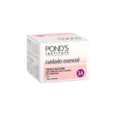Pond´s Cuidado Esencial Triple Acción Crema Facial 50 ml