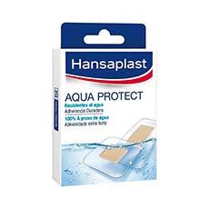 Hansaplast Aqua Protect 20 Apósitos 2 tamaños