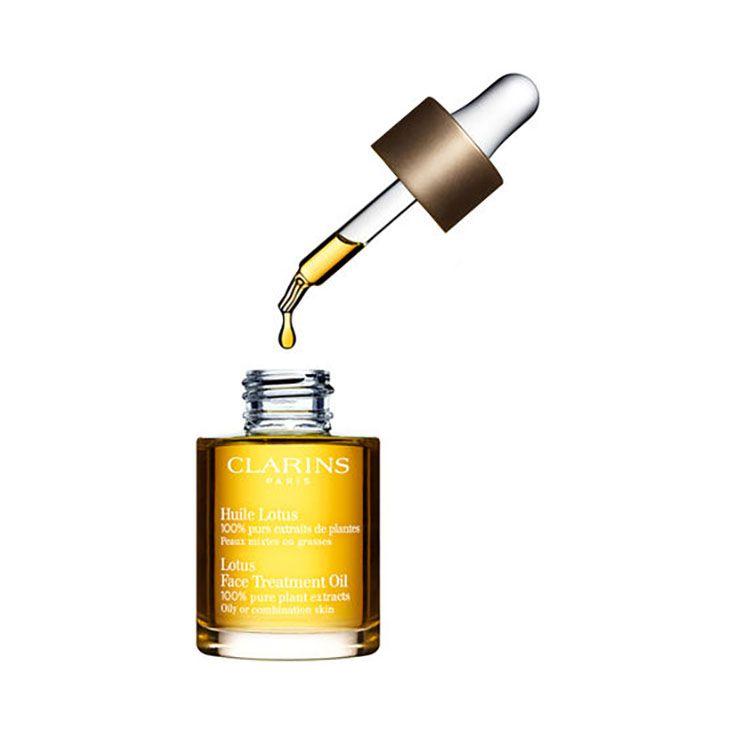 Clarins Aceite de Loto - Pieles Mixtas o Grasas 30 ml.