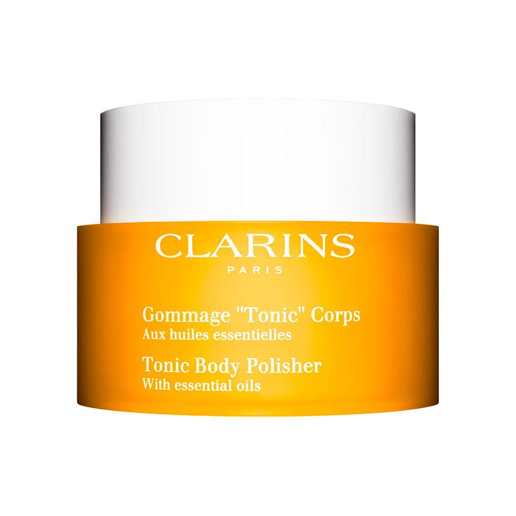 Clarins Exfoliante Tónico De Cuerpo 250 Ml