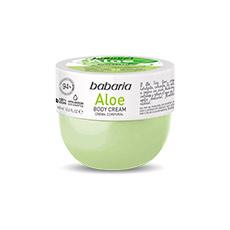 Babaria Aloe Crema Corporal 400 ml