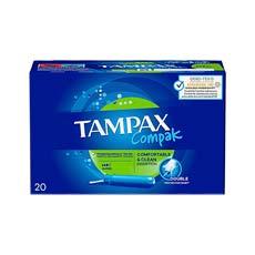 TAMPAX COMPAL REGULAR 22 UDS.