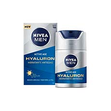 Nivea Men Active Age DNAge Hidratante Antiarrugas 50 Ml