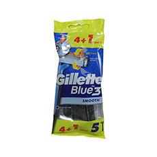 Gillette Blue3 Sensitive Maquinilla De Afeitar Desechable 5 uds