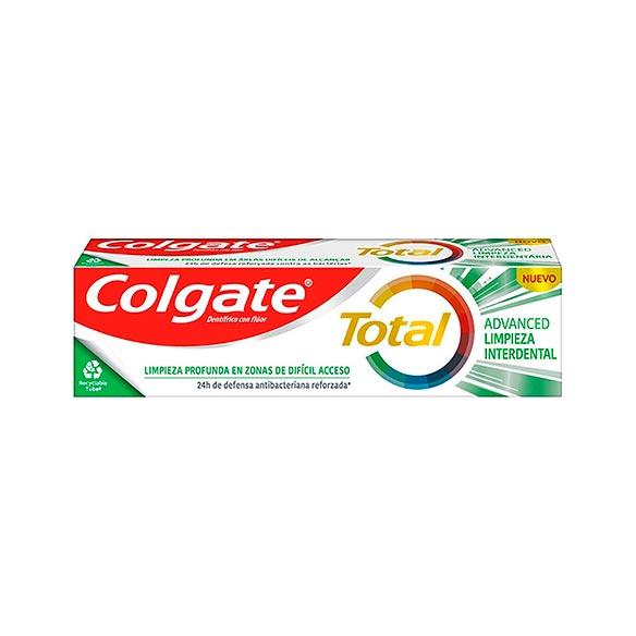 Colgate Total Advanced Limpieza Profunda Dentífrico 75 ml