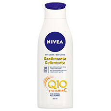 NIVEA BODY MILK REAFIRMANTE