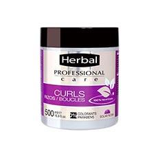 Herbal Profesional Care Rizos Boucles Mascarilla 500 ml
