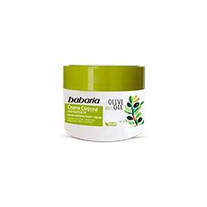 Babaria Aceite de Oliva Crema corporal Hidratante 250 ml