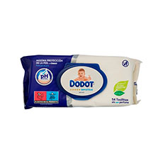 Dodot Sensitive Toallitas Recambio 108 uds