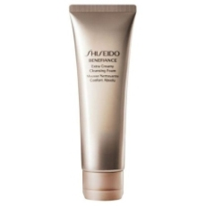 SHISEIDO BENEFIANCE WRINKLE RESIST 24 EXTRA CREAMY CLEANSING FOAM 125 ML