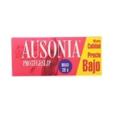 Ausonia Protegeslip Maxi 30 Uds.