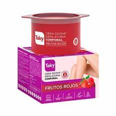 Taky Cera Divina Caliente Frutos Rojos 400 g