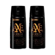 AXE DESODORANTE 2012 FINAL EDITION 2 X 1
