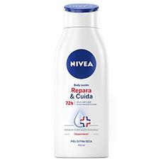Nivea Repara y Cuida Body Milk 400 Ml