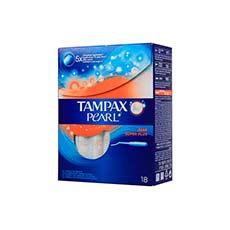Tampax Pearl Super Plus Tampones 24 uds