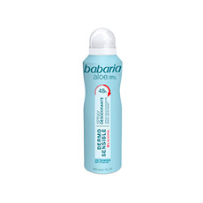 Babaria Aloe Dermo Sensible Desodorante Spray 200 ml