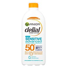 DELIAL SENSITIVE ADVANCED SPF50 400ML
