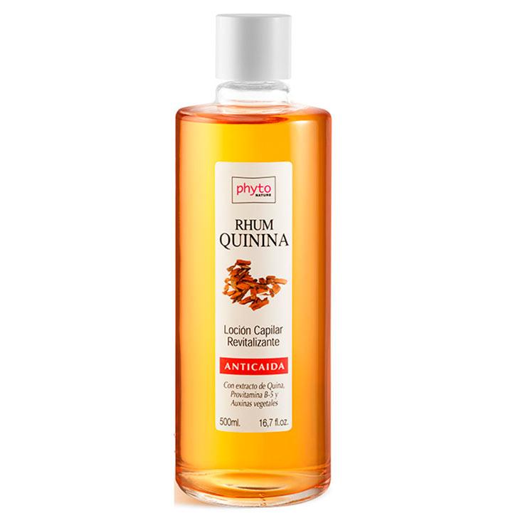 Rhum Quinina Loción Capilar Revitalizante Anticaída 500 ml