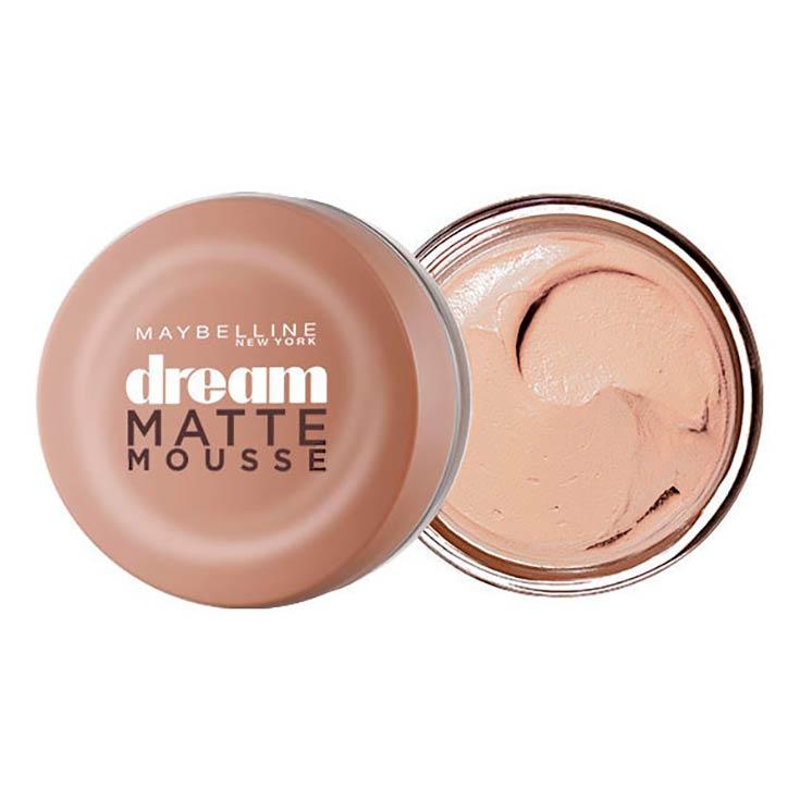 Maybelline Base De Maquillaje Dream Matte Mousse