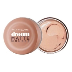 MAYBELLINE BASE DE MAQUILLAJE DREAM MATTE MOUSSE