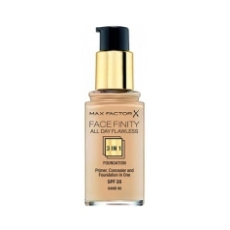 MAX FACTOR FACEFINITY 3-IN-1